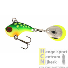 Illex deracoup spinner CRAZY PIKE