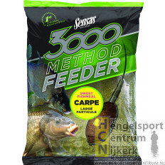 Sensas 3000 method feeder carpe (karper)