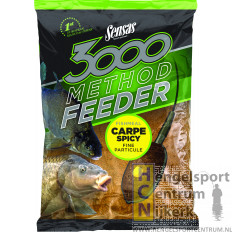 Sensas 3000 method feeder carpe spicy