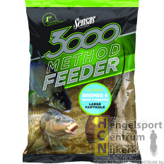 Sensas 3000 method feeder bremes et gros poissons
