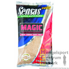 Sensas 3000 magic naturel 1 kg