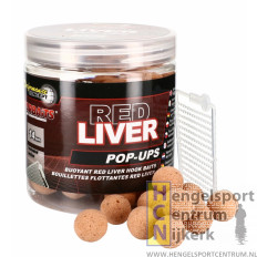 Starbaits pc red liver pop up boilies