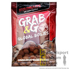Starbaits G&G Global Boilies 2,5 kg