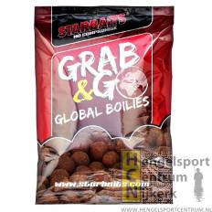 Starbaits G&G Global Boilies 2,5 kg