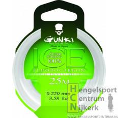 Gunki fluorocarbon ice
