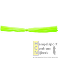 Illex Spinner Bait Skirts CHARTREUSE
