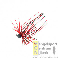 Sakura crispy spider jig RED TIGER