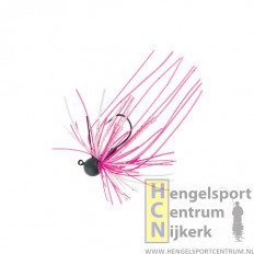 Sakura crispy spider jig cotton candy