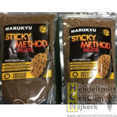 Marukyu Sticky Method Pellets Tutti Frutti