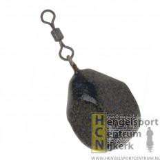 Korda lood square pear swivel 2 stuks