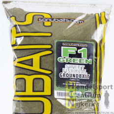 Sonubaits Groundbait F1 Green