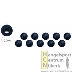 Piet Vogel Tungsten Beads (voor Rigsolutions helichod rubbers)