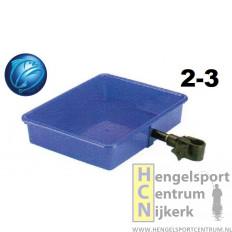 TYT plastic voerbak rechthoekig