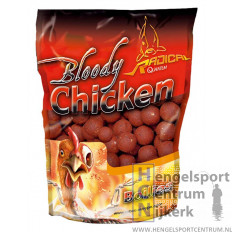 Radial Boilies Bloody Chicken 16 mm 1 kg